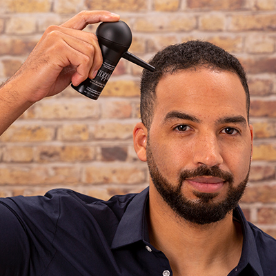 Hairline Optimiser for a natural looking hairline