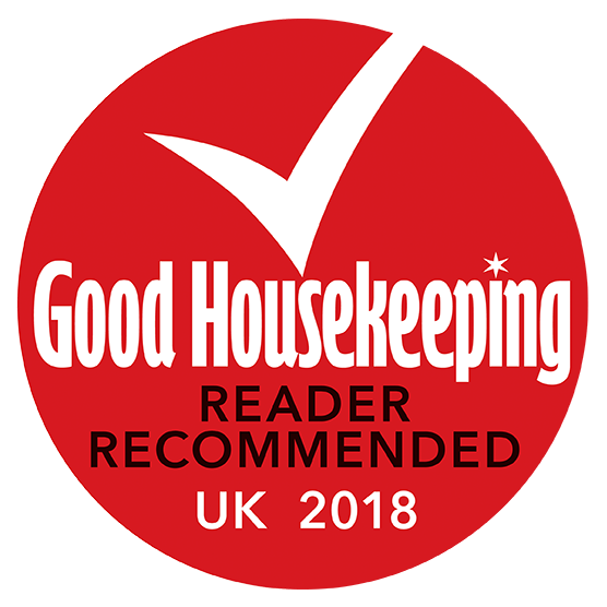 Hair Awards and Good Housekeeping Seal of Approval